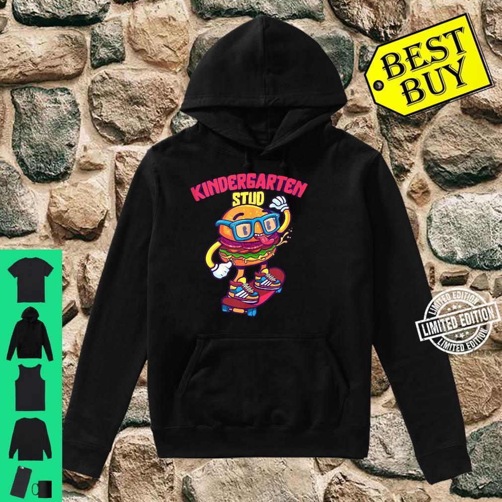 Back at School Kindergarten Stud Ideas Shirt hoodie
