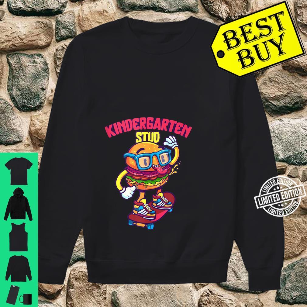 Back at School Kindergarten Stud Ideas Shirt sweater