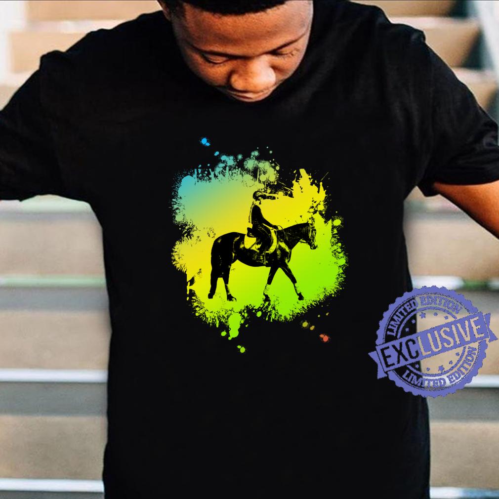 Cute Girl on Horse like riding Shirt