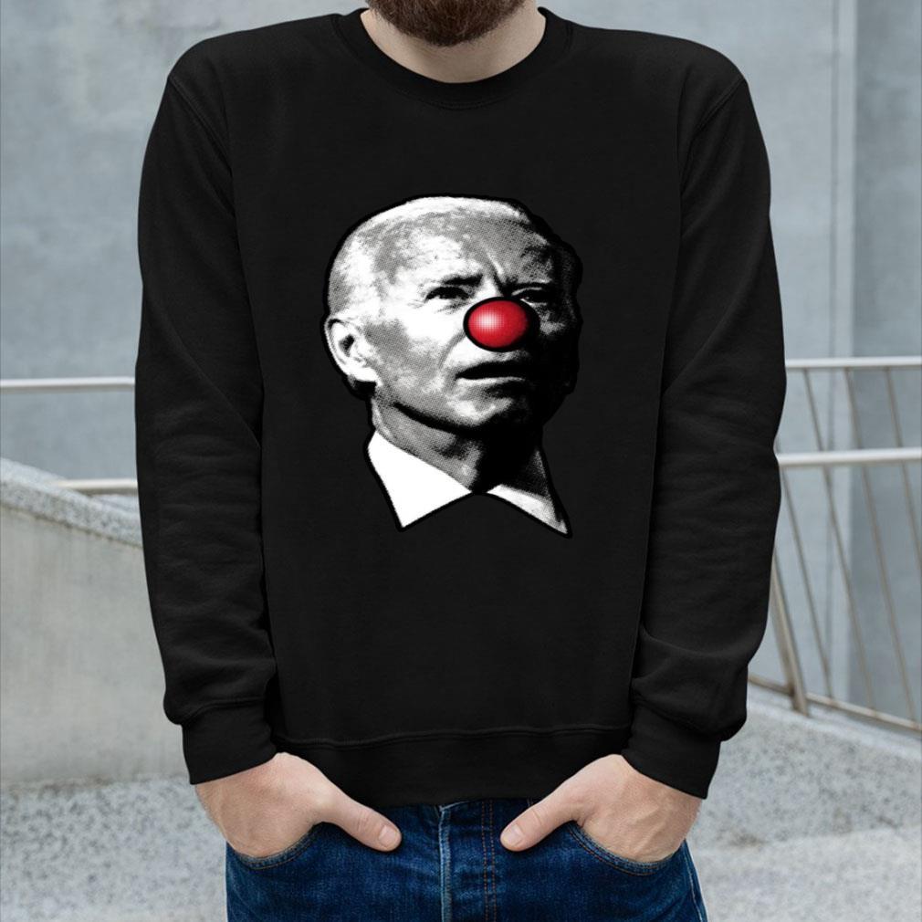 Official Clown Show Joe Shirt long sleeved