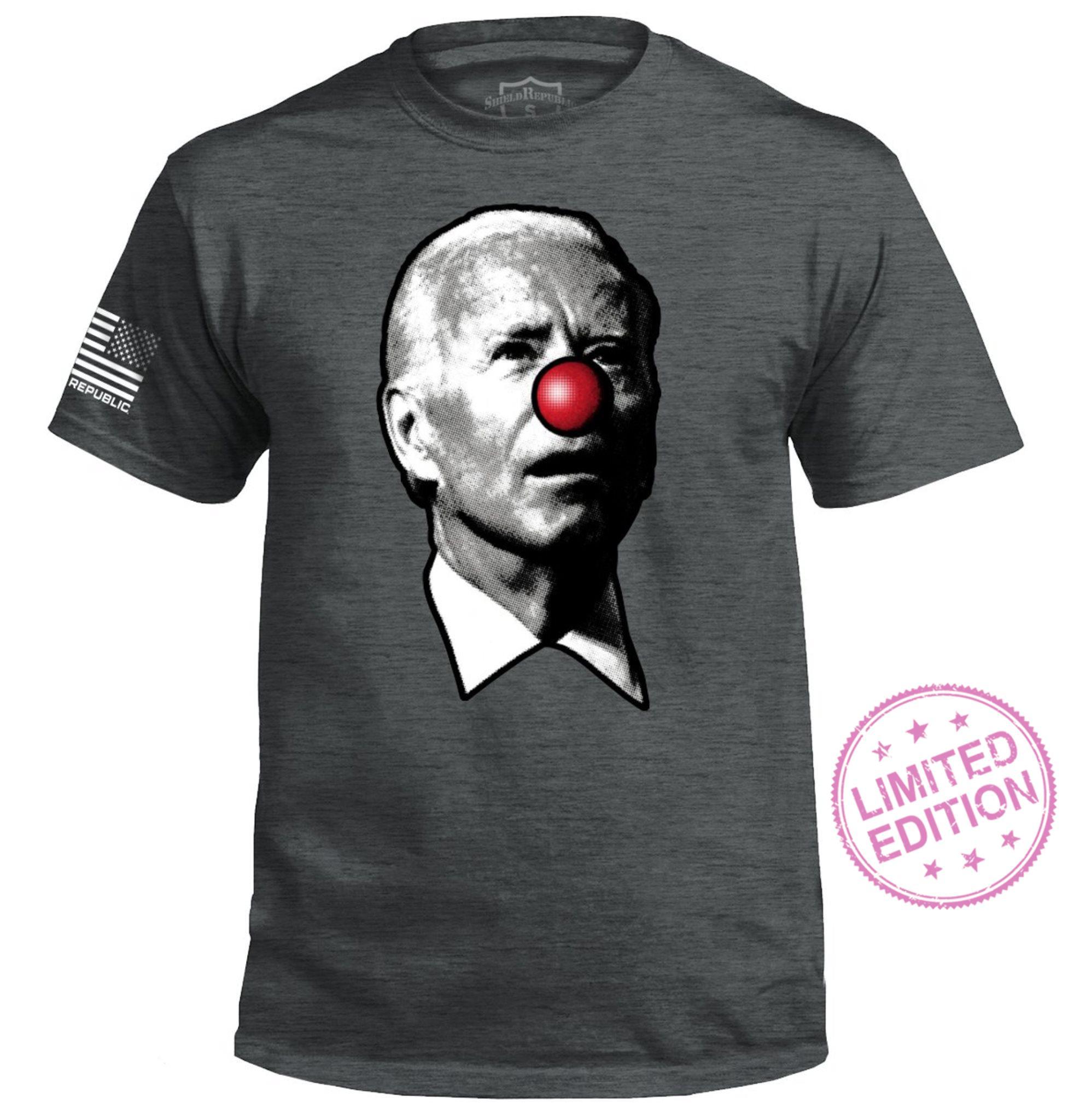 Official Clown Show Joe Shirt