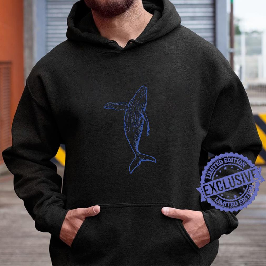 Playful And The Whale Shirt hoodie