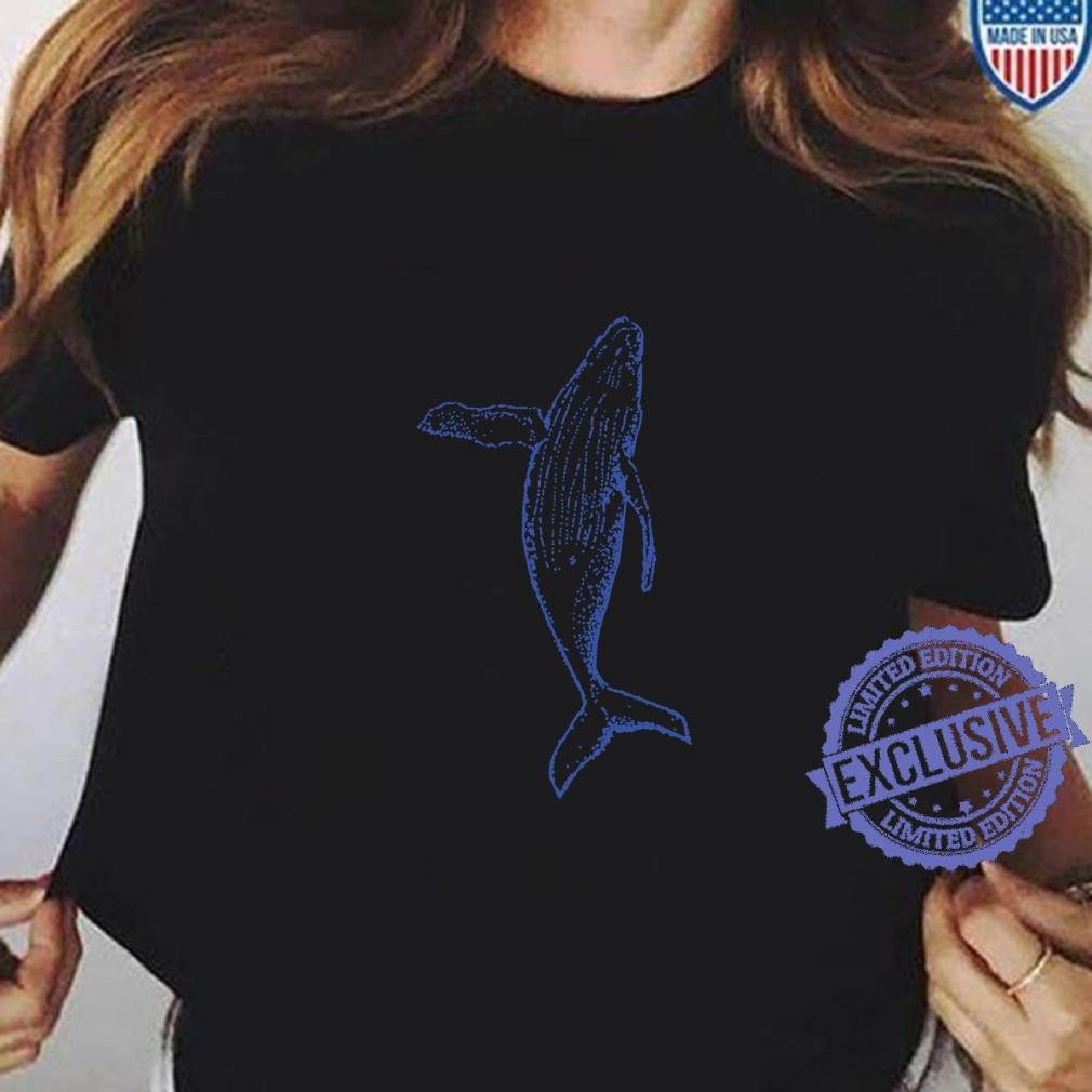 Playful And The Whale Shirt ladies tee