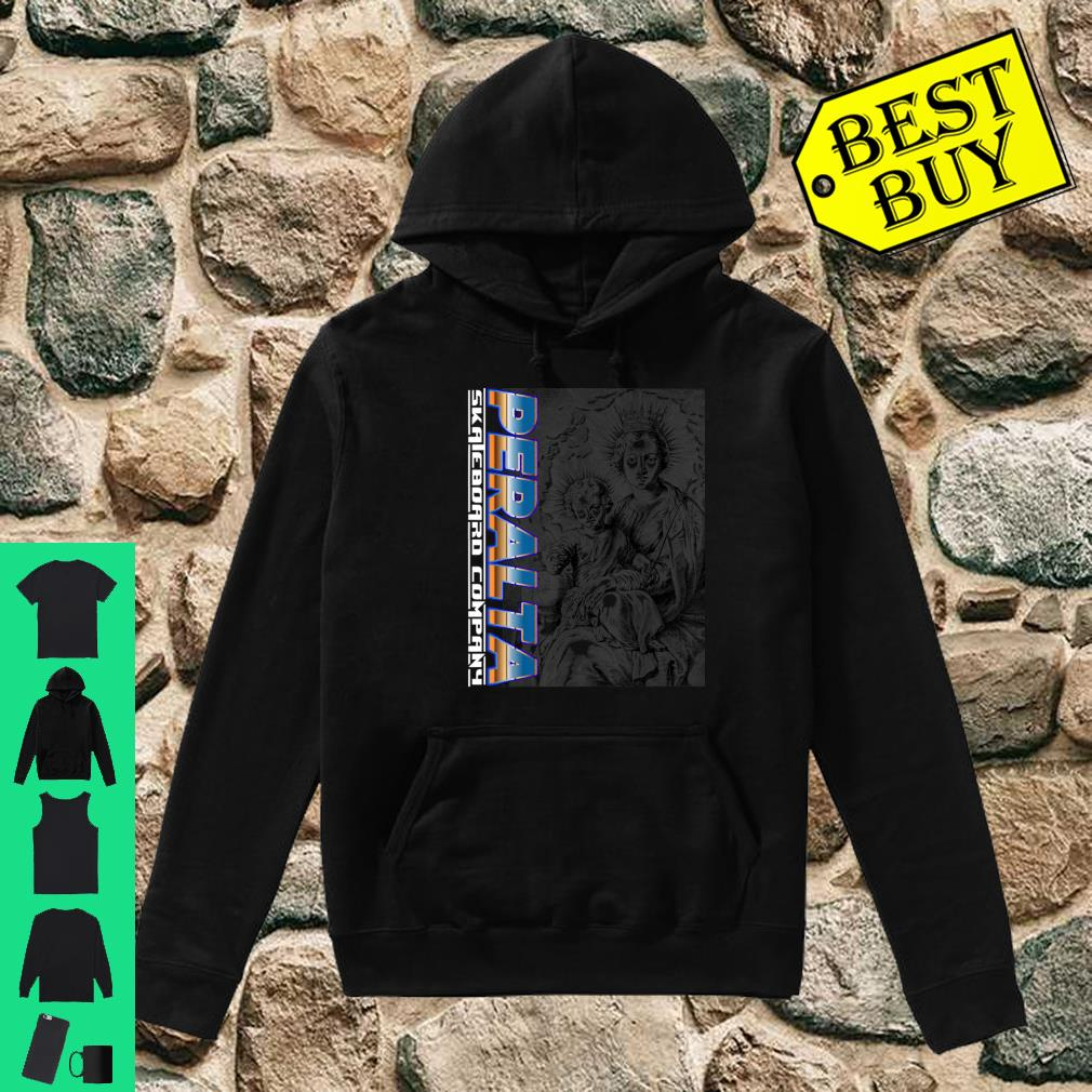 Blessed Virgin Mary holding Baby Jesus Shirt hoodie