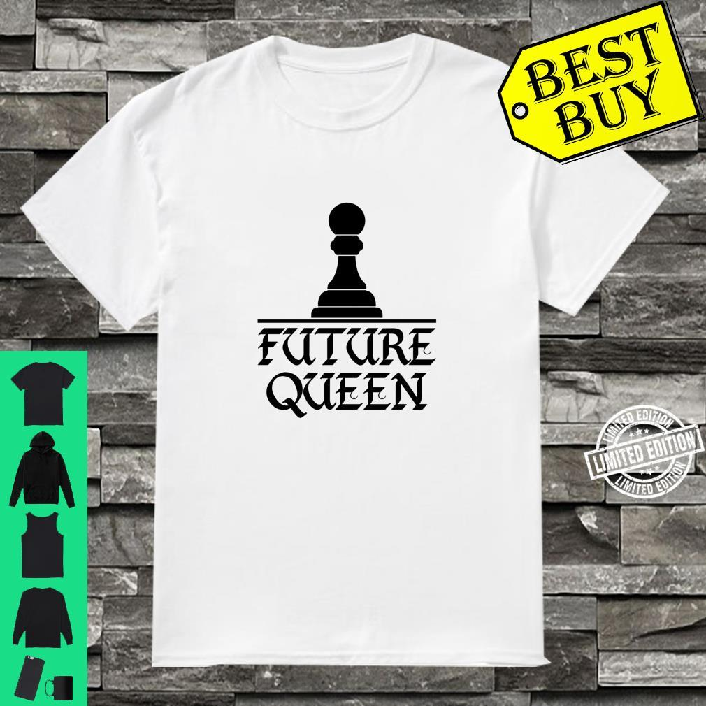 Future Queen Chess Family Group Costume Shirt