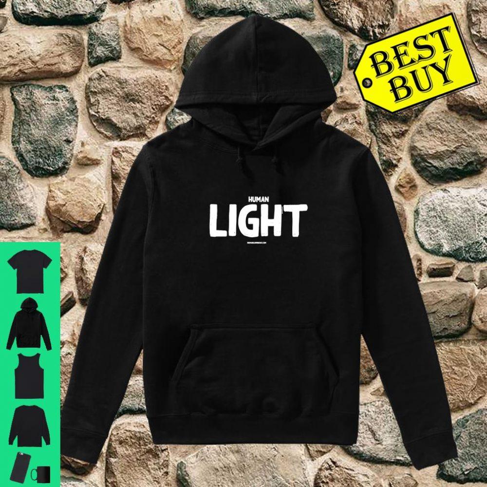 Human Light Graphic shirt hoodie