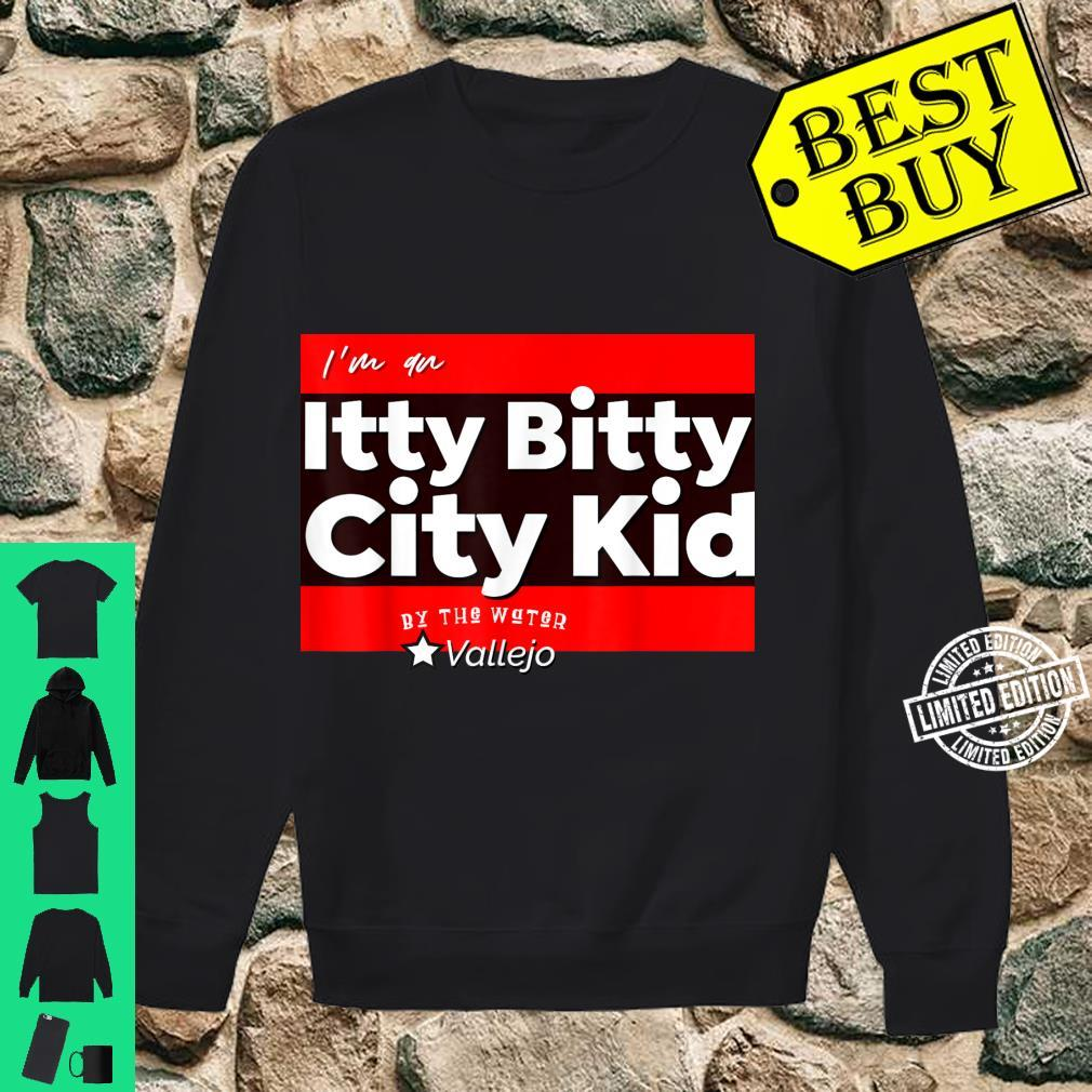 Itty Bitty City Kid By The Water Vallejo Shirt sweater