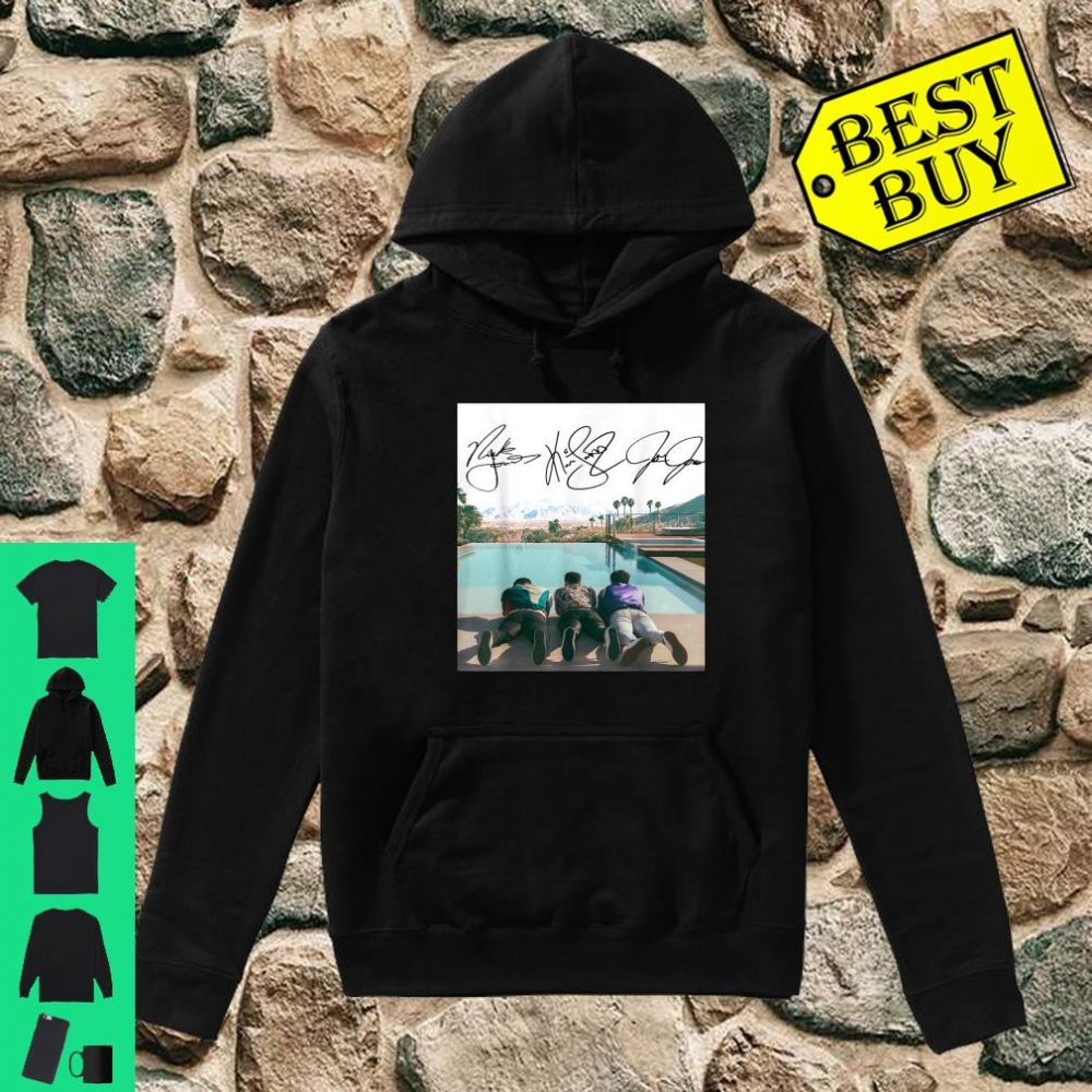 Jonas Brothers Happiness Lovers For Men And Women shirt hoodie