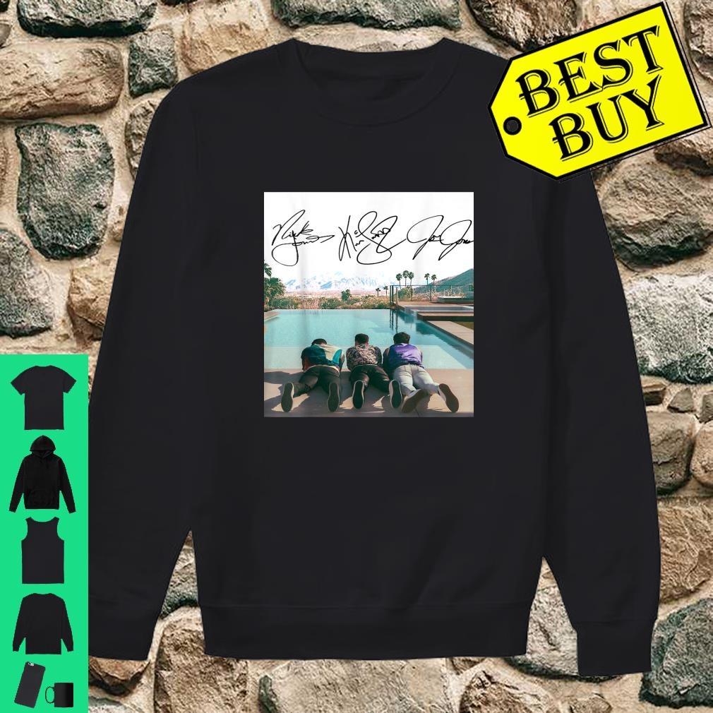 Jonas Brothers Happiness Lovers For Men And Women shirt sweater