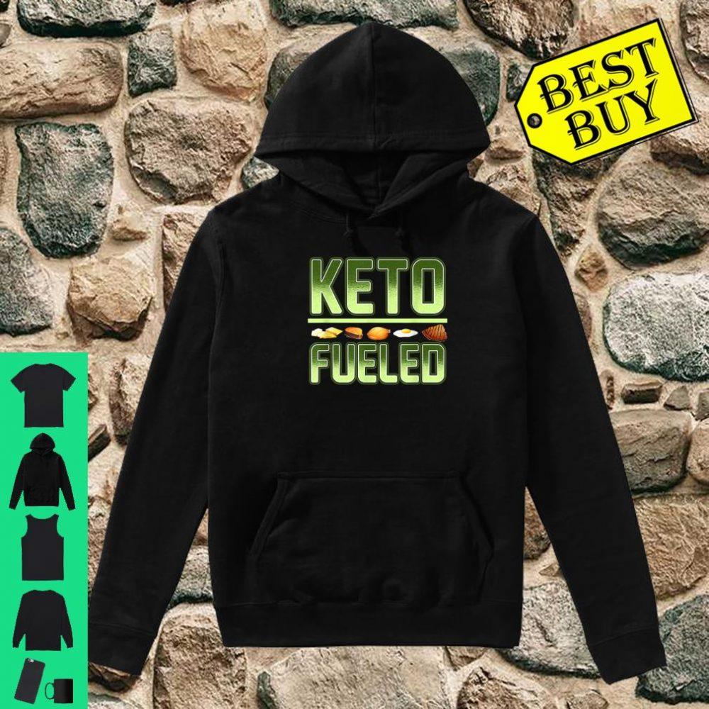Keto Weight Loss Keto Fueled Workout Gear Ketones shirt hoodie