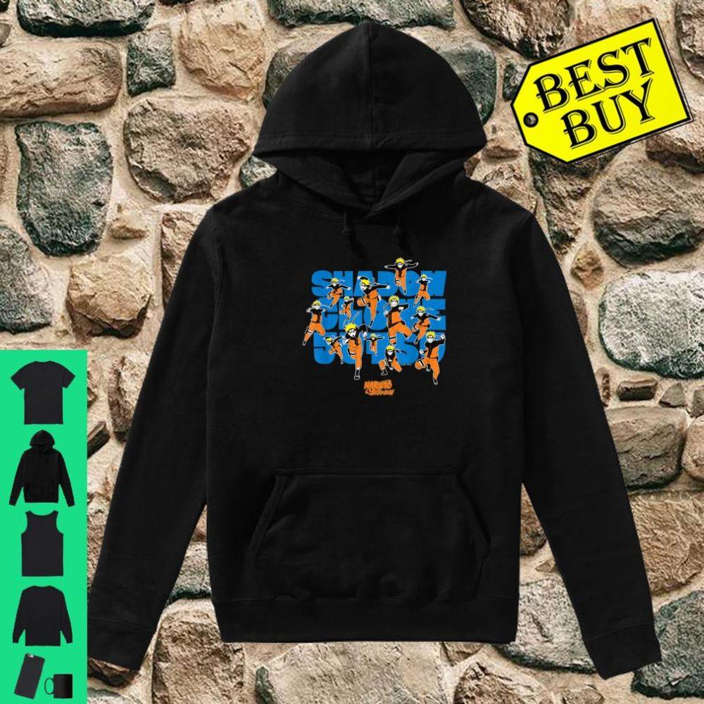Naruto Shippuden Shadow Clone Jutsu shirt hoodie
