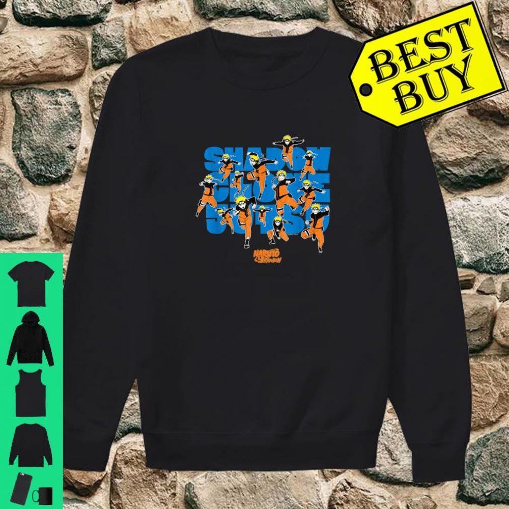 Naruto Shippuden Shadow Clone Jutsu shirt sweater