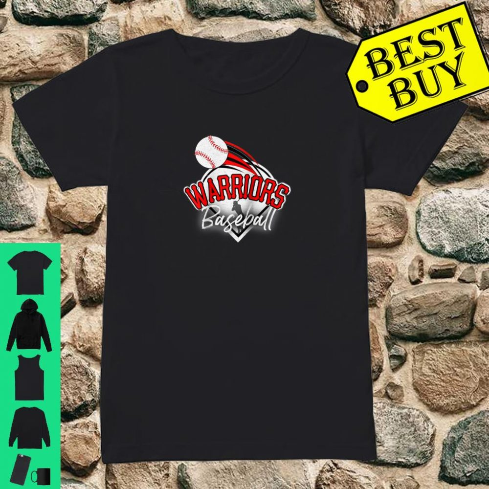 Official Baseball Fan Design Shirt ladies tee