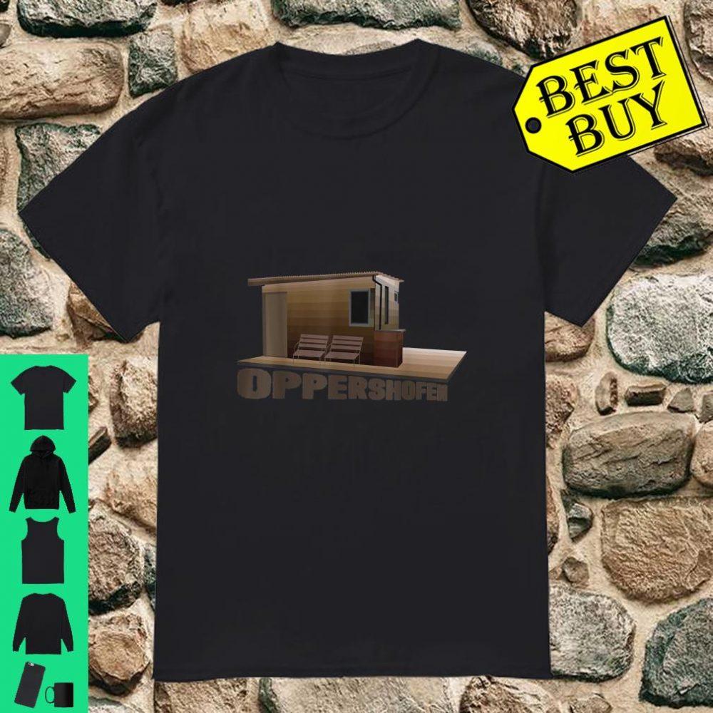 Oppershofen Party Hütte shirt