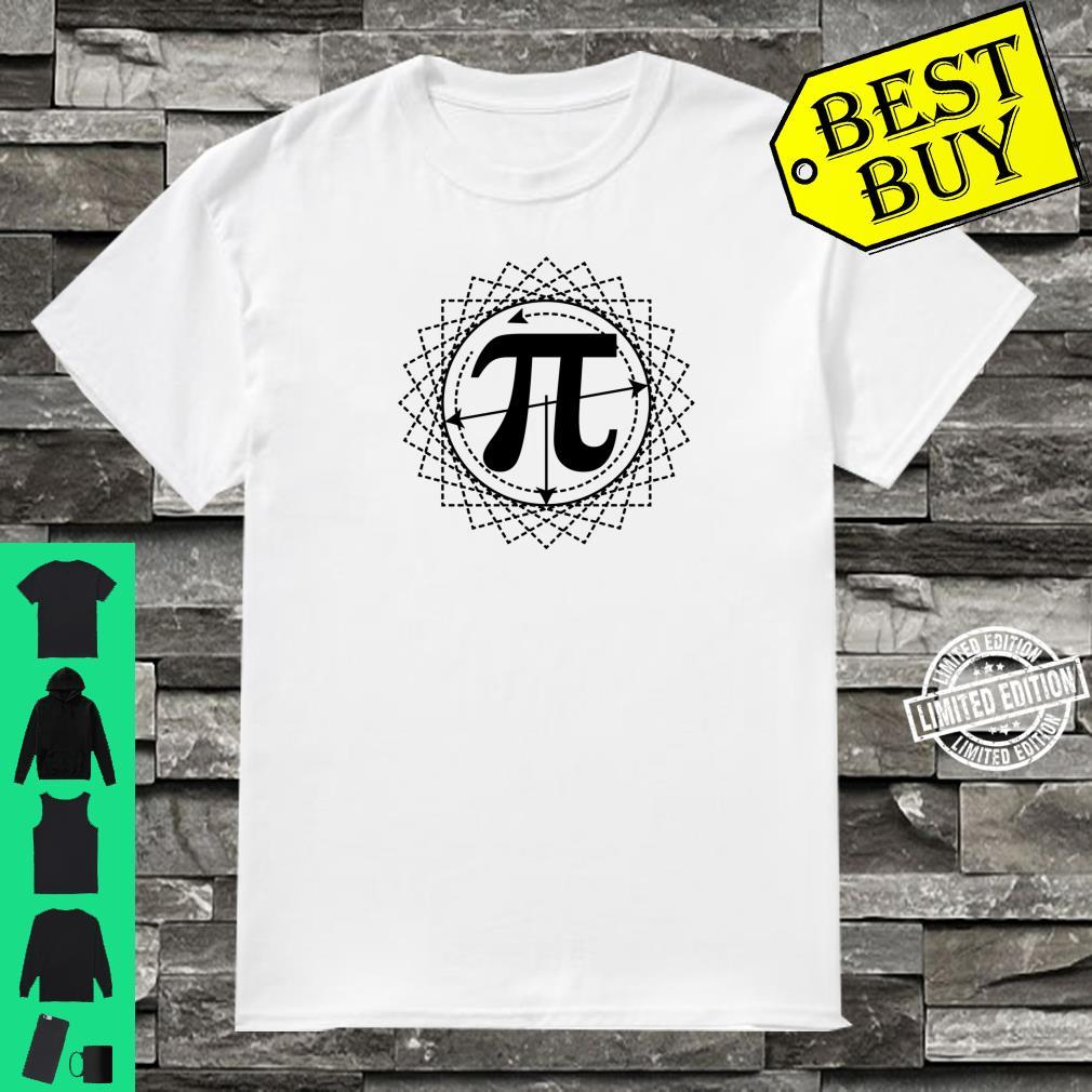 Pi Sign Design Shirt