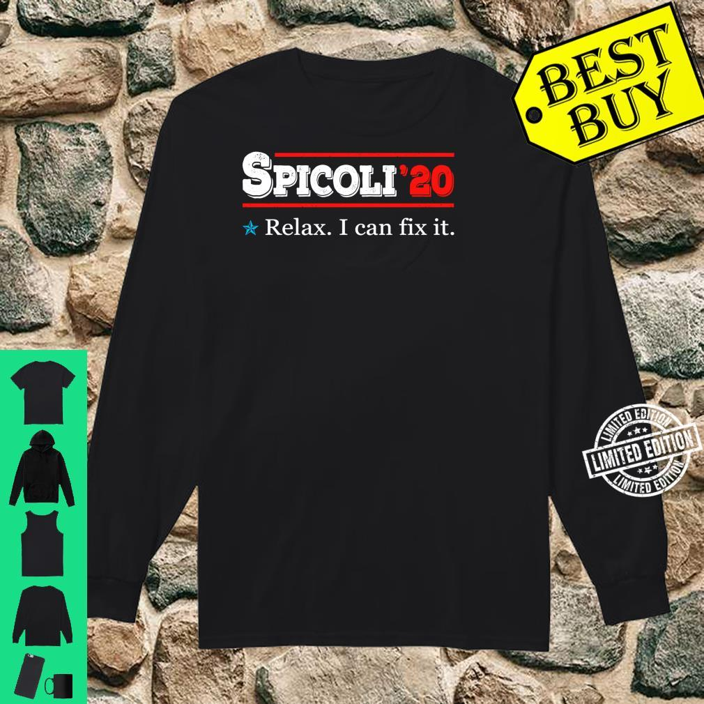 Spicoli '20 relax I Can Fix It Shirt long sleeved