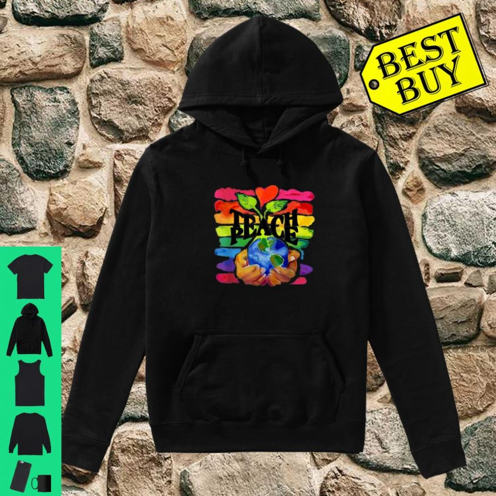 Teach Peace Teacher Life Teacher Shirt hoodie