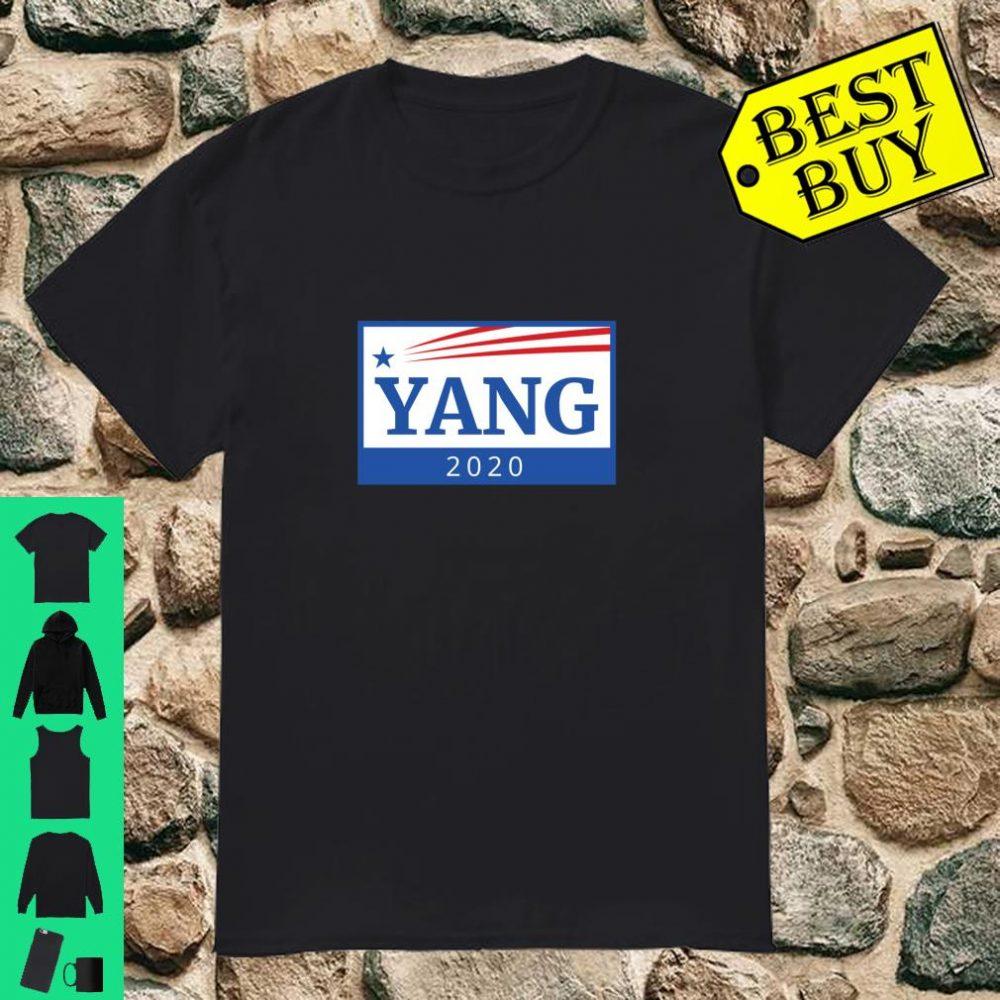 Universal Basic Income Andrew Yang 2020 President Robots UBI Shirt