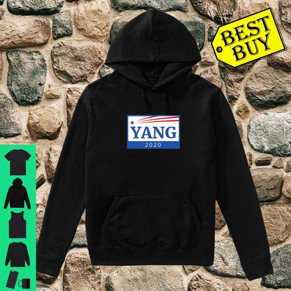 Universal Basic Income Andrew Yang 2020 President Robots UBI Shirt hoodie