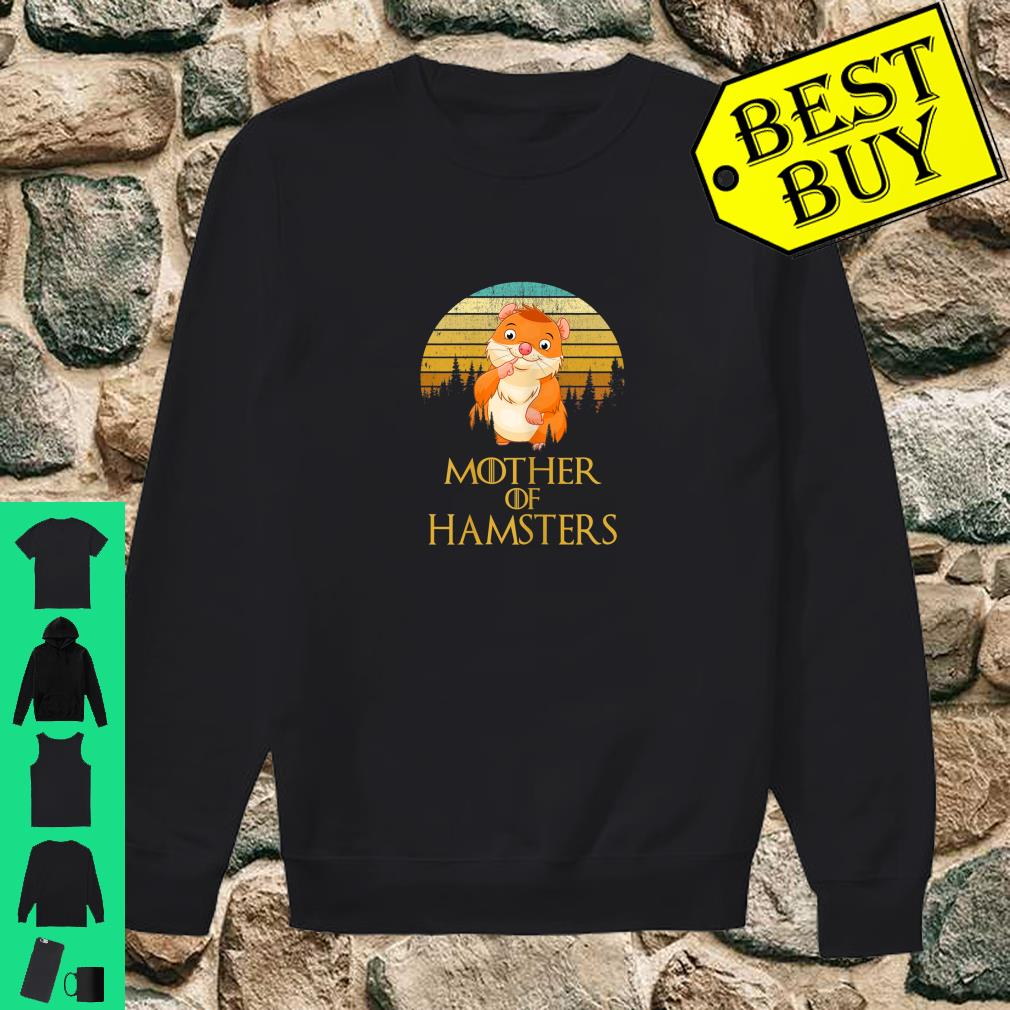 Womens Mother Of Hamsters shirt sweater